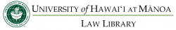 UHM Law Library logo